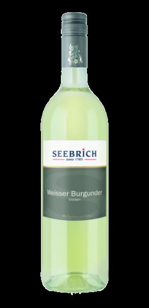 Weingut Seebrich, Niersteiner Weisser Burgunder, QbA Rheinhessen