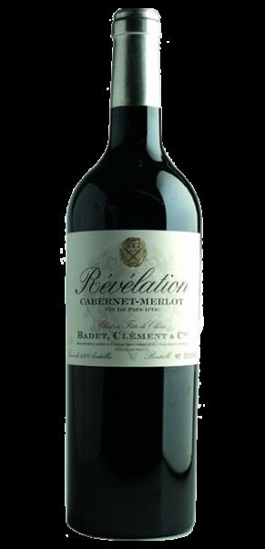 Revelation, Cabernet Merlot, Vin de Pays d'Oc