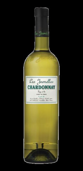 Les Jamelles, Chardonnay, Vin de Pays d´Oc