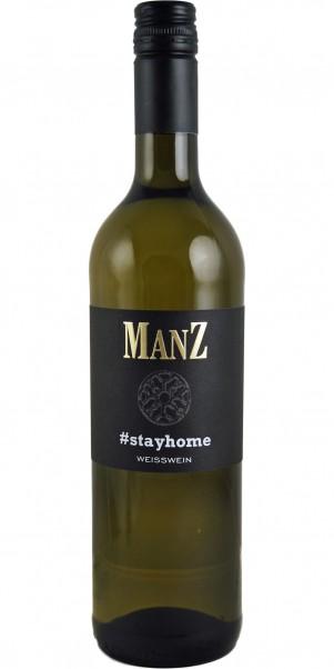 Manz, #stayhome, Weisswein, QbA Rheinhessen