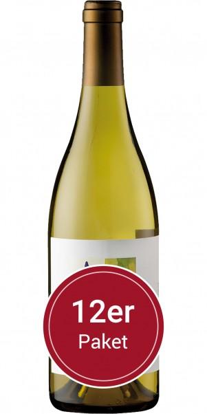 Sparpaket: 12 Flaschen Bodegas Enate, Enate Chardonnay 2-3-4, DO Somontano