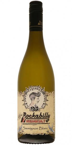 Rockabilly Weinkult, Sauvignon Blanc, Weinviertel