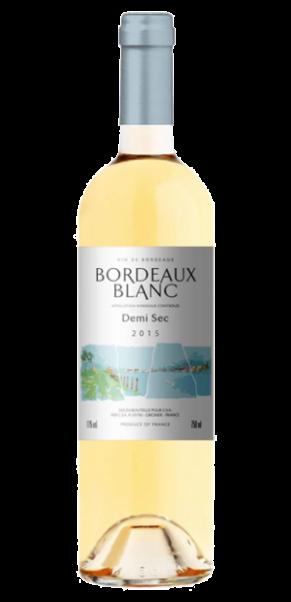 Bordeaux Blanc Demi Sec, AC Bordeaux