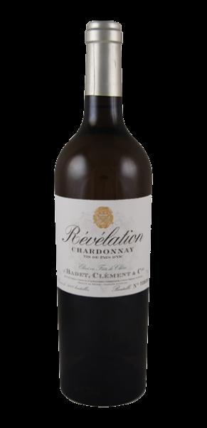Revelation, Chardonnay, Vin de Pays d' Oc