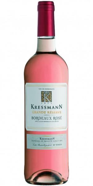 Kressmann, Grande Reserve Bordeaux Rosé, AC Bordeaux