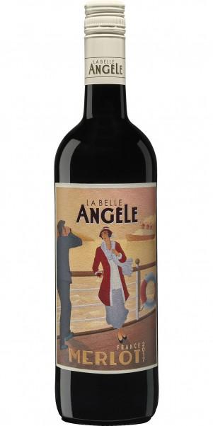 La Belle Angele Merlot, Vin de France