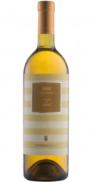 Sparpaket: 6 Flaschen Fontanafredda, Gavi del Commune di Gavi, DOCG Piemont