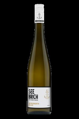 Weingut Seebrich, Mathildengarten Riesling, Niersteiner Kranzberg , QbA trocken Rheinhessen