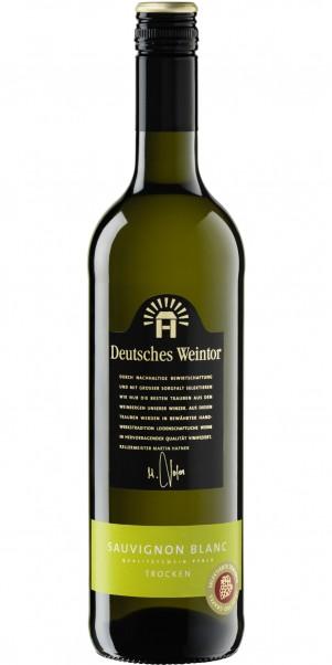 Deutsches Weintor, Sauvignon Blanc trocken, QbA Pfalz