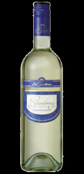 Le Contesse, Chardonnay Frizzante, IGT Marca Trevigiana
