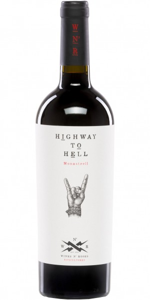 Wines N' Roses Viticultores, Highway to Hell, Monastrell, D.O. Valencia