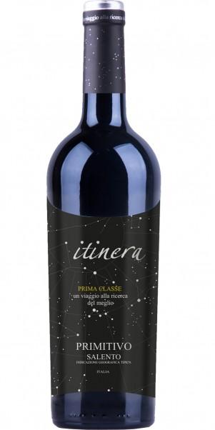 Itinera, Primitivo Prima Classe, IGT Salento