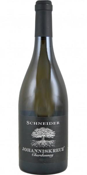 Weingut Markus Schneider, Johanniskreuz Chardonnay QbA, Pfalz