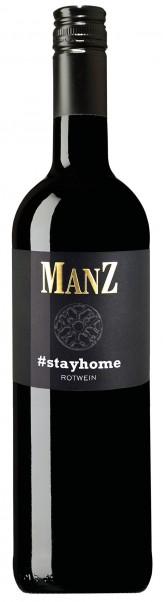 Manz, #stayhome, Rotwein, QbA Rheinhessen