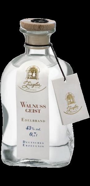 Ziegler, Walnussgeist 43% | 0,70 l