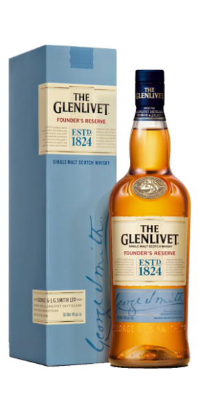 Glenlivet Founder's Reserve Single Malt Whisky 40%
