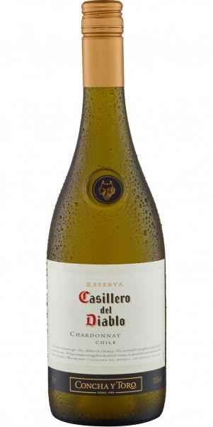 Concha y Toro, Casillero del Diablo Chardonnay, Valle Central