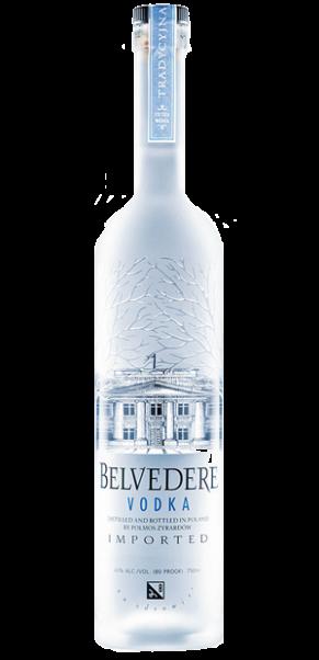 Belvedere, Original Polnischer Premium Vodka 40% - 0,70 l