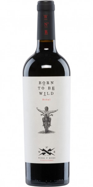 Wines N' Roses Viticultores, Born to be Wild, Bobal, D.O. Valencia