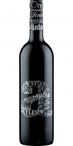 """Bodegas Pago Ayles, """"A"""" de Ayles, Vino de Pago Carinena"""
