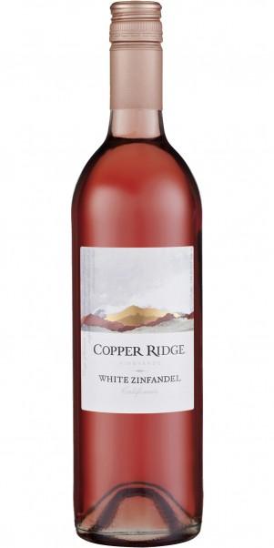Copper Ridge, White Zinfandel Rose, Kalifornien