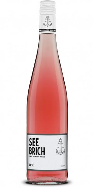 Weingut Seebrich, Rose trocken, QbA Rheinhessen