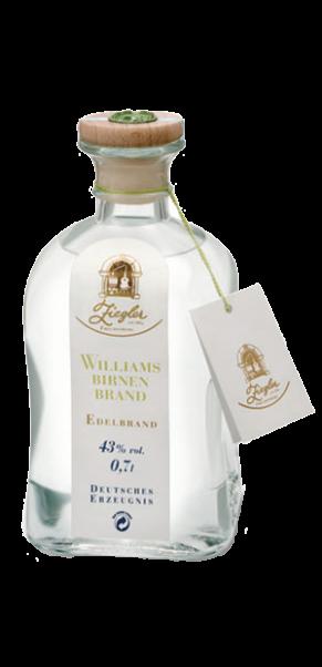 Ziegler, Williamsbirnenbrand 43%   0,70 l