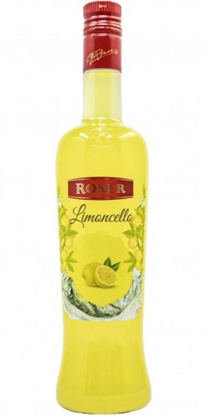 Edeldistillerie Roner, RONER Limoncello Zitronenlikör 30 %