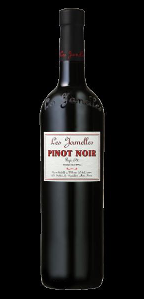 Les Jamelles, Pinot Noir, Vin de Pays d'Oc