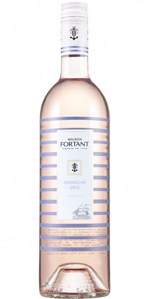Fortant de France, Maison Fortant Marinière Grenache Gris Rosé, Vin de Pays d´Oc