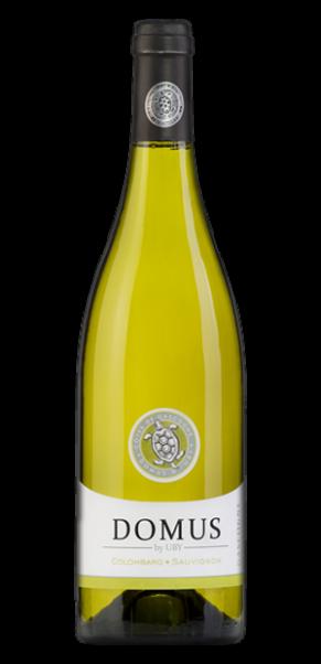 Domaine Uby, Domus Colombard Sauvigon Blanc, Vin de Pay's des Cotes de Gascogne