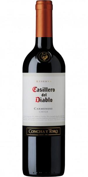 Concha y Toro, Casillero del Diablo Carmenere, Valle Central