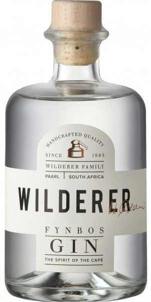 Wilderer Destillerie, Wilder Fynbos GIN 45 %