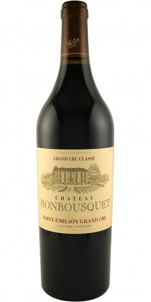 2001er Château Monbousquet, AC Saint Emilion, Grand Cru Classé