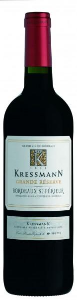 Kressmann, Grande Reserve Bordeaux Superieur, AC Bordeaux Superieur
