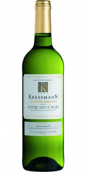 Kressmann, Grande Reserve Entre deux Mers, AC Entre deux Mers
