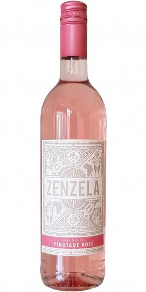 Simonsvlei, Zenzela Pinotage Rose, Paarl