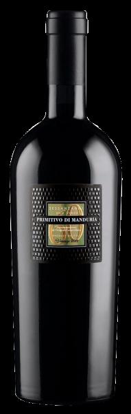 Cantine San Marzano, Sessantanni Primitivo di Manduria 60 anni, DOC Puglia
