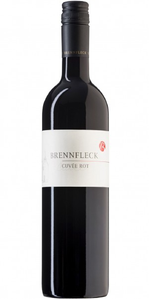Weingut Brennfleck, Cuvee Rot, QbA Franken