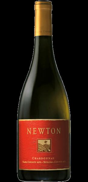 Newton, Red Label Chardonnay, Kalifornien