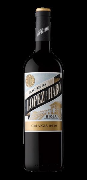 Bodega Classica, Hacienda López de Haro Crianza , DOCa Rioja