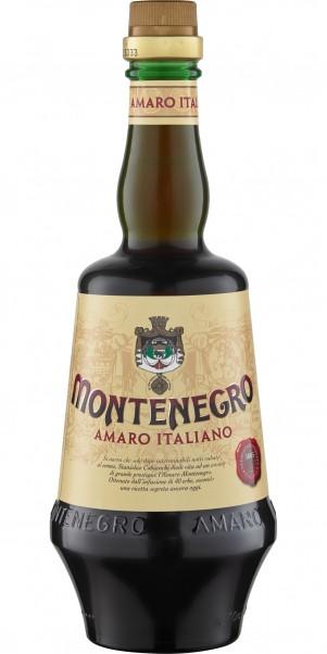 Montenegro, Amaro Montenegro, Bologna + 6 original Gläser GRATIS