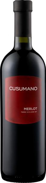 Cusumano, Merlot, IGT Sicilia