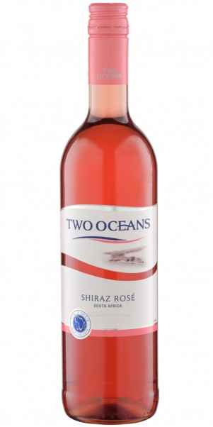 Two Oceans, Shiraz Rose Vineyard Selection, Western Cape