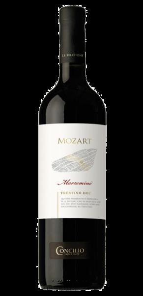 """Concilio, Marzemino """"Mozart"""", DOC Trentino"""
