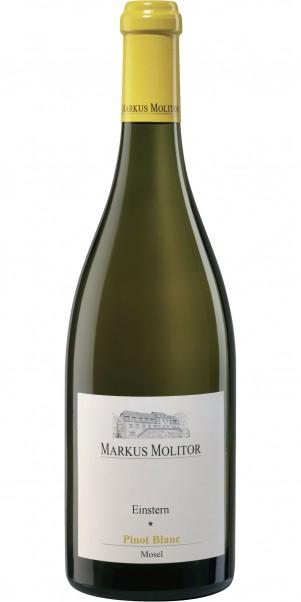 Weingut Markus Molitor, Einstern* Pinot Blanc trocken, QbA Mosel
