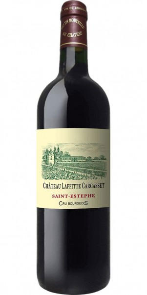 2016er Château Laffitte Carcasset, AC Saint Estephe Cru Bourgeois