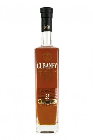 Ron Cubaney, Tesoro 25 Jahre, Extra Premium Rum, Dominikanische Republik