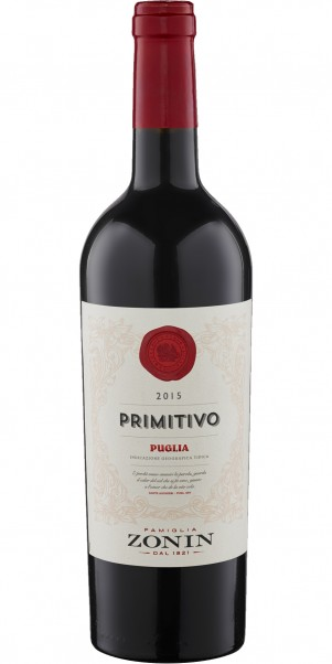Zonin, Seal Collection Primitivo, IGT Puglia