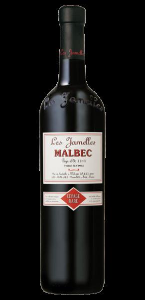 Les Jamelles, Cepage Rare, Malbec, Vin de Pays d´Oc